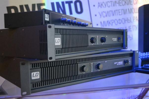 LD Systems на выставке «МУЗЫКА МОСКВА»