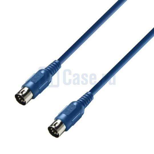Adam Hall Cables K3 MIDI 0075 BLU