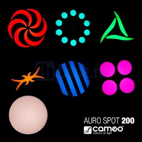 Cameo AURO® SPOT 200