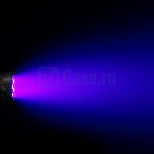 Cameo FLAT PAR CAN 7X3W UV IR
