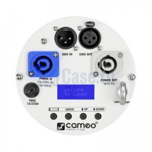 Cameo Studio PAR 64 CAN RGBWA+UV 12 W WH_3