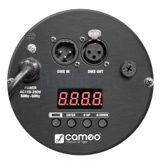 Cameo Studio PAR 64 CAN RGBA Q 8W