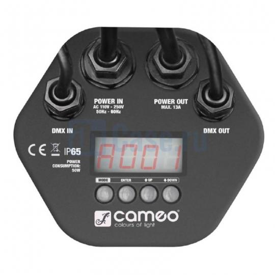 Cameo Outdoor PAR TRI 12 IP 65