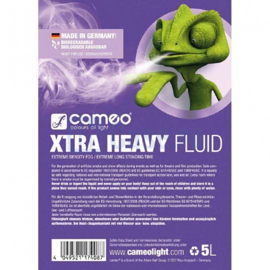 Cameo XTRA HEAVY FLUID 5L