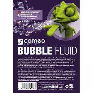 Cameo BUBBLE FLUID 5L_1