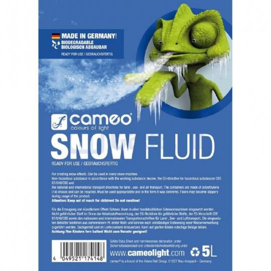 Cameo SNOW FLUID 5L