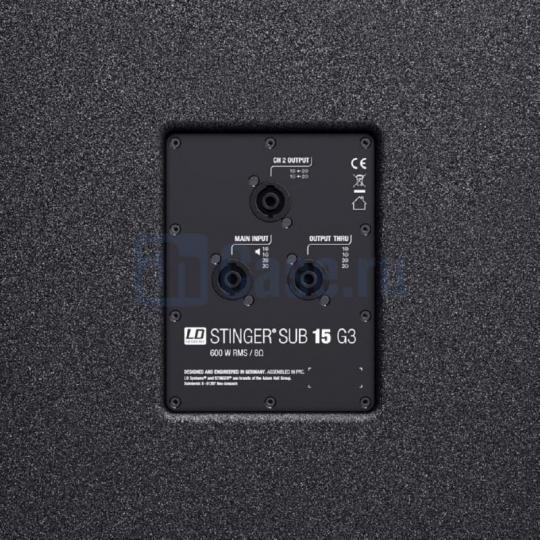 LD Systems STINGER SUB 15 G3