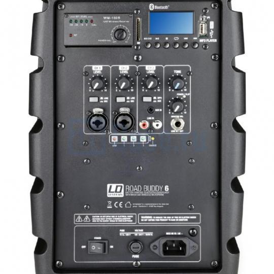 LD Systems ROADBUDDY 6 HS