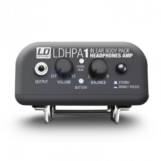 LD Systems HPA 1