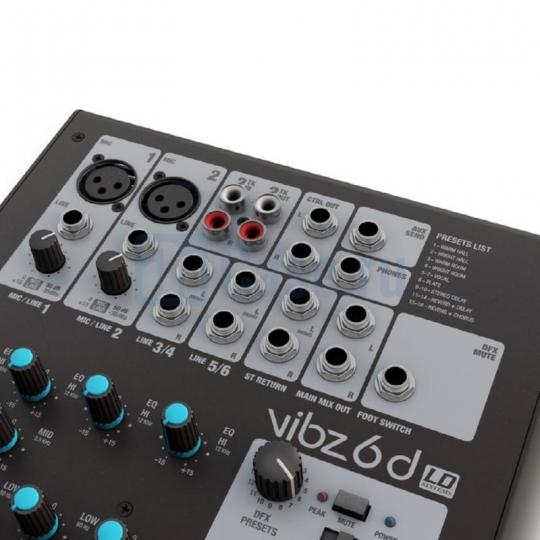 LD Systems VIBZ 6 D
