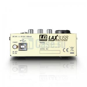 LD Systems LAX 3 USB_2