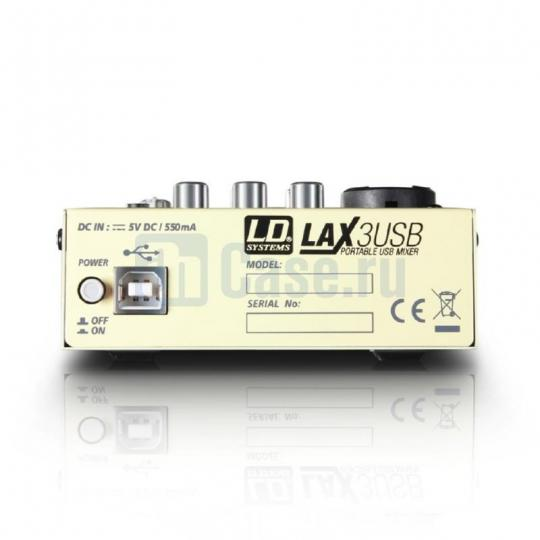 LD Systems LAX 3 USB